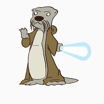 Otter-Wan Kenobi by ElBueno