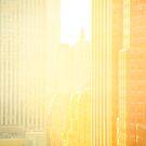 Manhattan Sunrise by jscherr