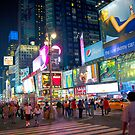 Pepsi Billboards - Times Square - NYC by jscherr