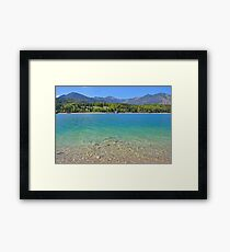 beautiful water color Framed Print