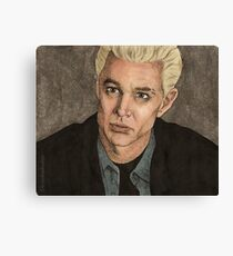 Crush - Spike - BtVS S5E14 Canvas Print