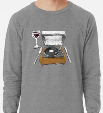 Dinner Music Lightweight Sweatshirt
