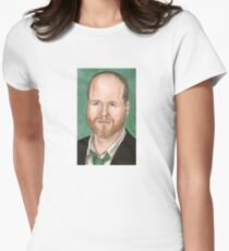 The Body - Joss Whedon - BtVS S5E16 Womens Fitted T-Shirt