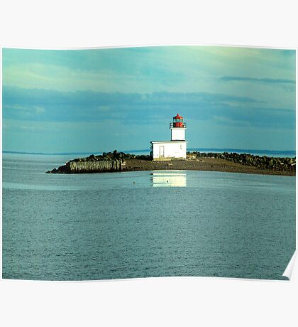 Parrsboro Lighthouse Poster