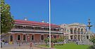 Jens Town Hall Hotel, Mount Gambier, South Australia by Margaret  Hyde