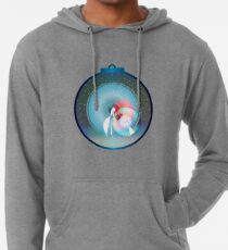 Christmas Geometric Bauble - GIVING Lightweight Hoodie