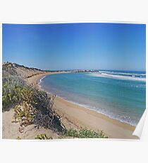 Beachport, South Australia Poster