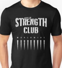Official Test of Strength Club Unisex T-Shirt