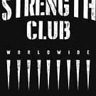 Official Test of Strength Club by rbrwrestling