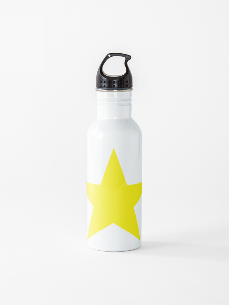 Botella de tapón de metal estrella de la muerte