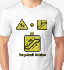 Perpetual Motion Unisex T-Shirt