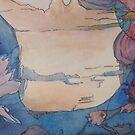 lands thru my mind 7 by Ellen Keagy