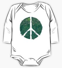 Peaceful Landscape One Piece - Long Sleeve
