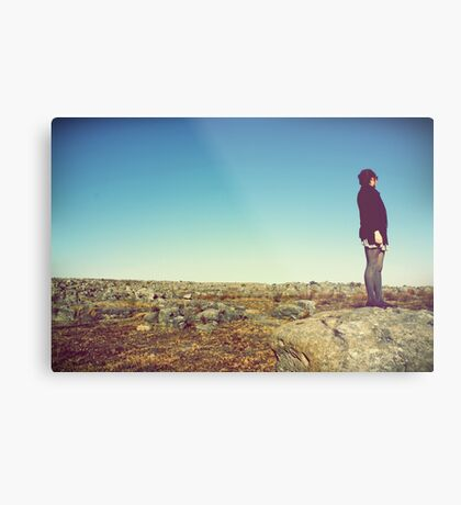 I am ever searching for you pooki... Metal Print