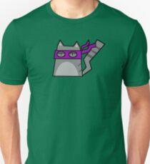 Donatello Teenage Mutant Ninja Kitty T-Shirt