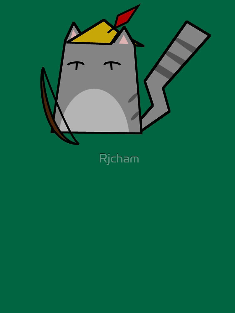 Robin Hood Cat by Rjcham