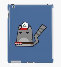 Ash (pokemon) Cat iPad Case/Skin