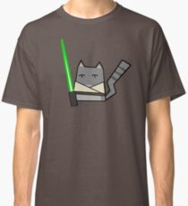Skywalker Cat Classic T-Shirt