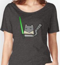Skywalker Cat Women's Relaxed Fit T-Shirt