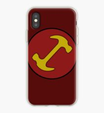 Stonecutters symbol iPhone Case