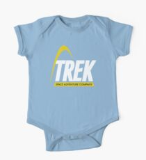 Trek Space Adventure Company Short Sleeve Baby One-Piece