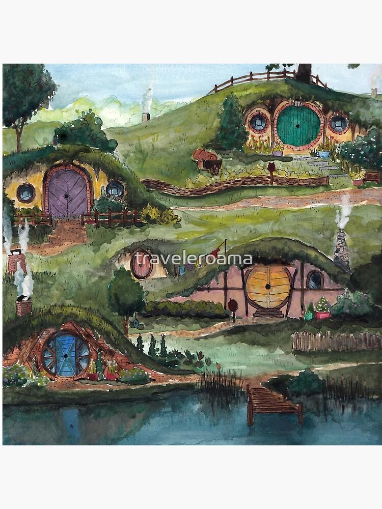 The Shire by traveleroama