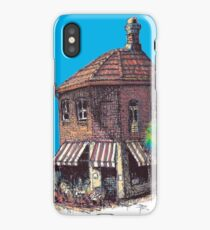 Hopscotch Cafe, Annandale iPhone Case/Skin
