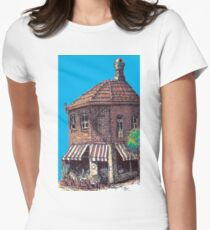 Hopscotch Cafe, Annandale Womens Fitted T-Shirt