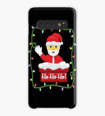 OMG Santa Coming Case/Skin for Samsung Galaxy