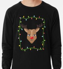 OMG Santa Coming Lightweight Sweatshirt