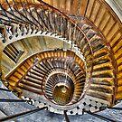 Watch your step! by Victor Pugatschew