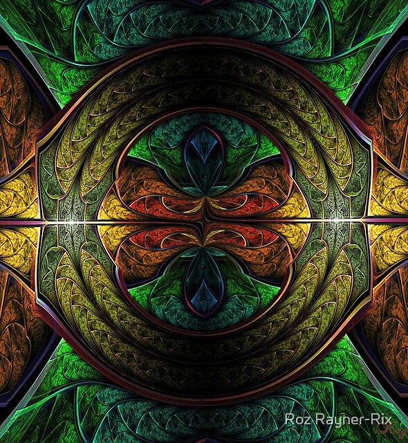 Optical Aberration by Roz Rayner-Rix