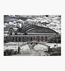 Miller Park Photographic Print
