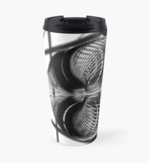 Line Symmetry Travel Mug
