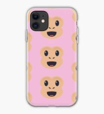 Emoji Monkey iPhone Case