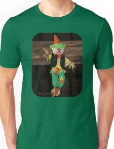 Lil' Scarecrow ~ Hanging in a Barn T-Shirt