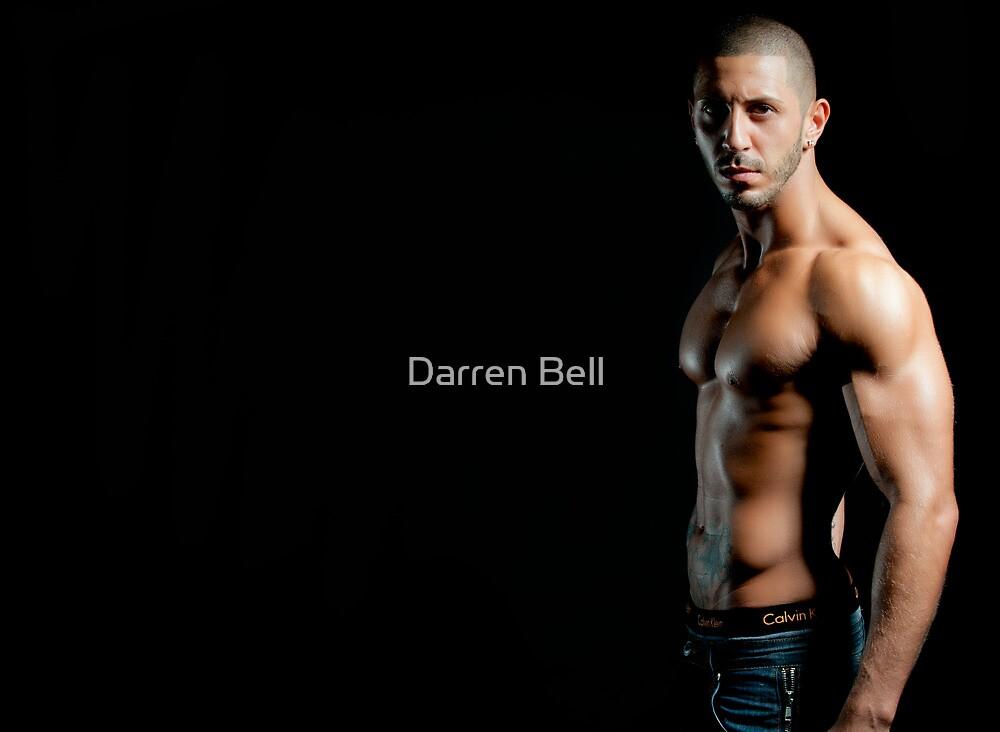 Male Form 7 by Darren Bell