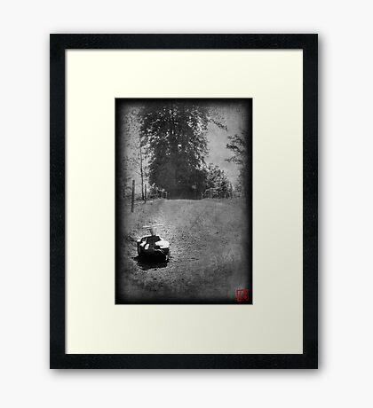 Forgotten Fun Framed Print