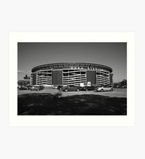 Shea Stadium - New York Mets Art Print