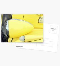 """Headlight and Parking Light"" Postcards"