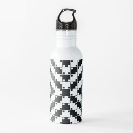 Homage to Akiyoshi KITAOKA Water Bottle