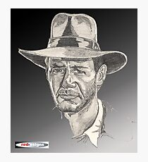 Indiana Jones Photographic Print