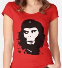 Che Cornelius Ape Women's Fitted Scoop T-Shirt