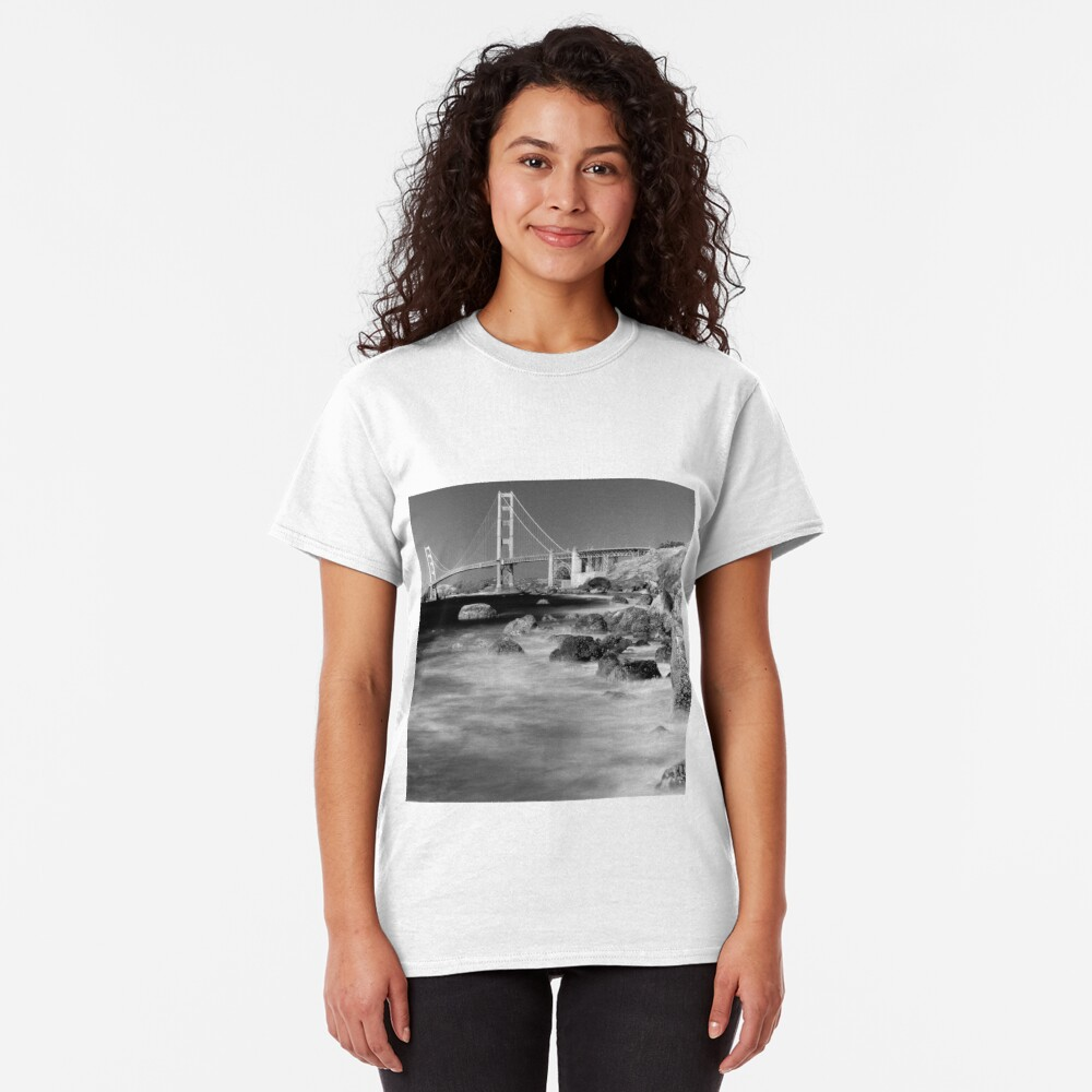 Marshall's Beach, San Francisco Classic T-Shirt