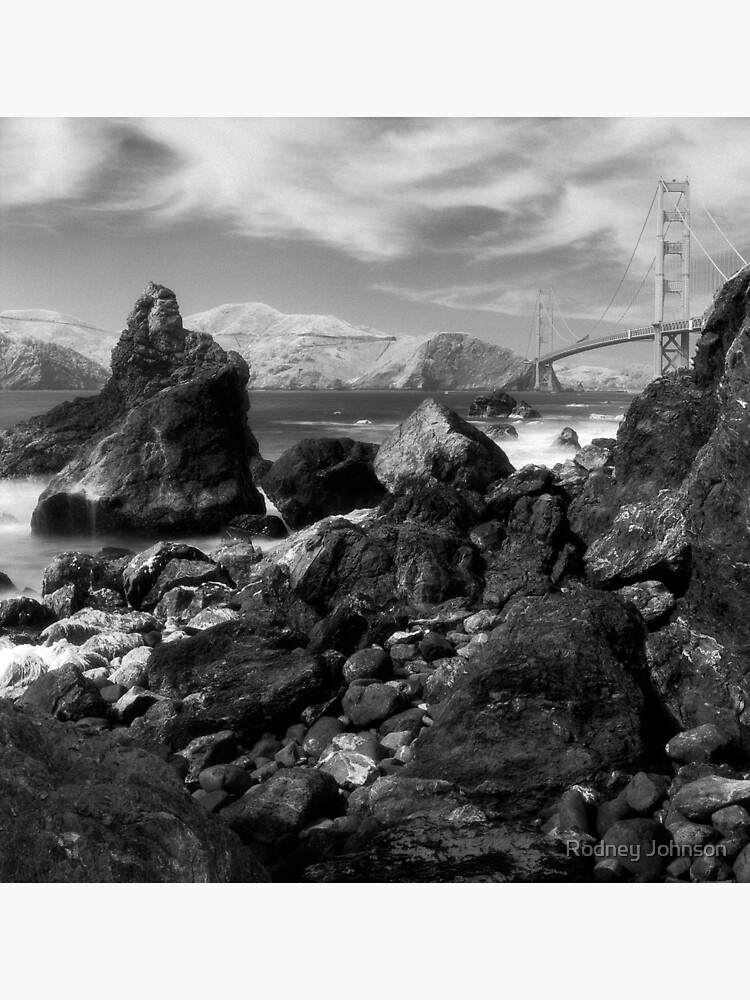 Marshall's Beach, San Francisco by rodneyj46