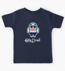 Katy Perry goes Google Android Style! Kids Tee