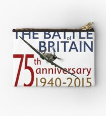 Battle of Britain poster white version Studio Pouch