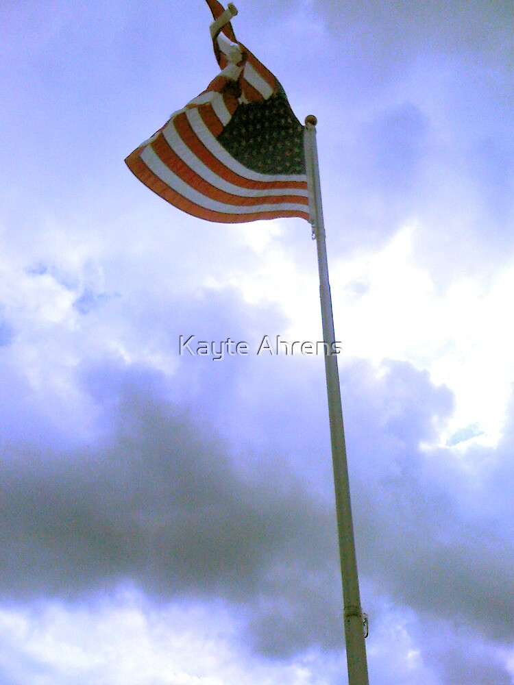 Flag by Kayte Ahrens