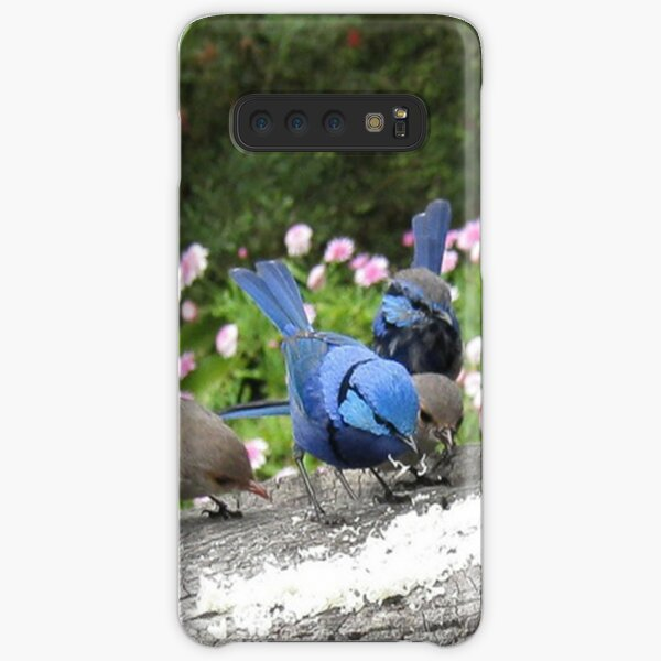 Bluey Feeding Frenzy Samsung Galaxy Snap Case