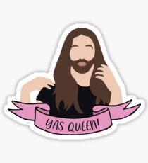 Yas Queen! Sticker